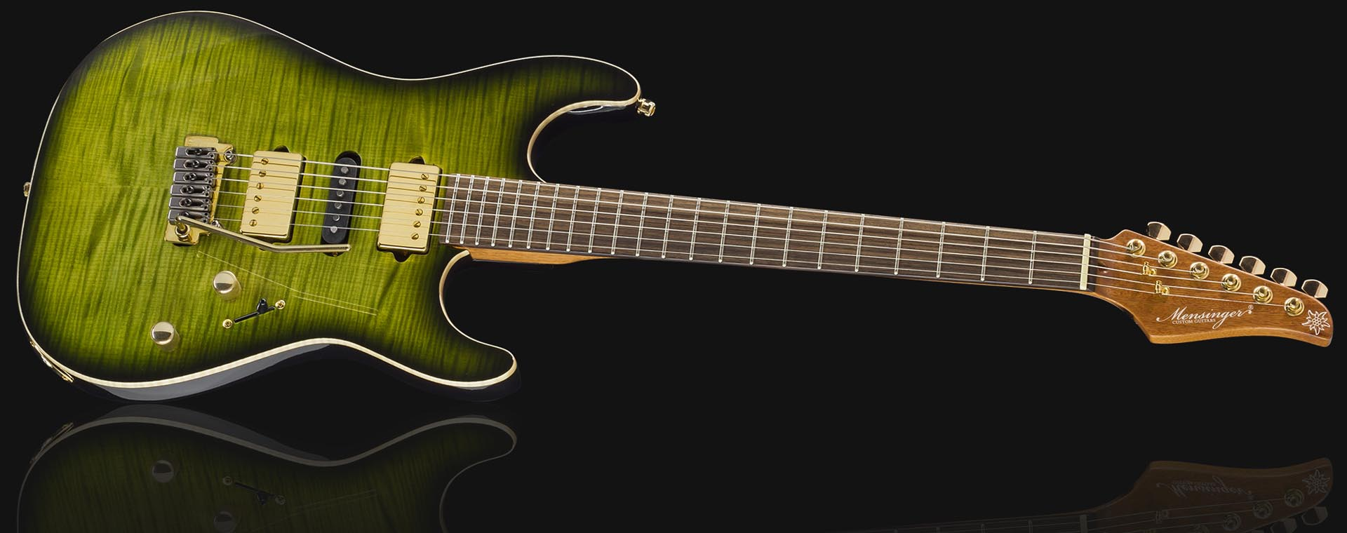 Lizard Greenburst